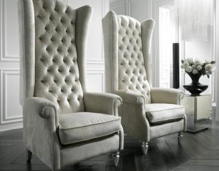Изготовление мебели с каретной стяжкой для салона красоты в компании «Все Для Салона»