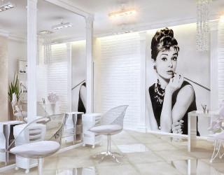 100 лучших идей: дизайн салона красоты на фото