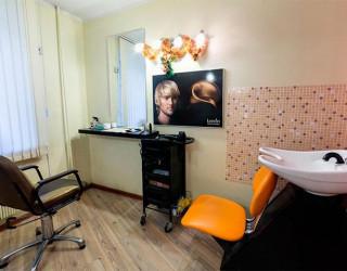 Дизайн парикмахерской эконом-класса с фото