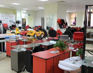 Интернет-магазин оборудования для парикмахерской и салонов красоты