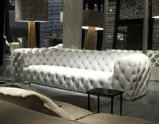 Изготовление мебели с каретной стяжкой в компании «Все Для Салона»