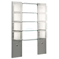 Настенная витрина TECLA 5
