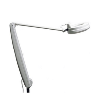 Лампа-лупа 8 диоптрий белая