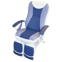 Педикюрное косметологическое кресло Ирина 1 электромотор