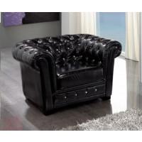 Кресло Dupen SF-24-1S Black