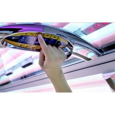 Горизонтальный коллариум MegaSun Mon Amie Deluxe S