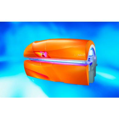 Профессиональный горизонтальный турбо-солярий S-55 Qeen Berry Twin Power - Soltron