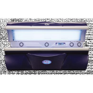 Горизонтальный солярий Q5-2FH - Ultrasun