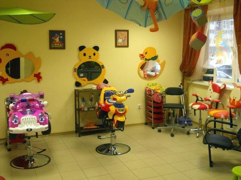 Детские парикмахерские кресла своими руками 75